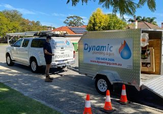 Dynamic Commercial Plumbing and Gas Burst Pipes Perth